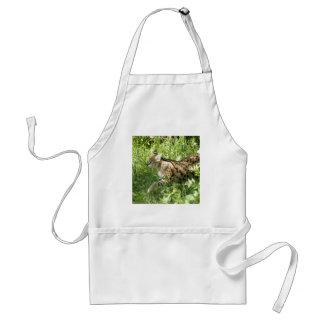 serval 009 adult apron