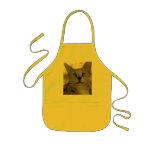 serval 017 kids' apron