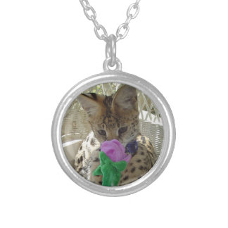 Serval Spring is in the air! Personalized Necklace