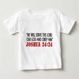 Serve and Obey Baby T-Shirt