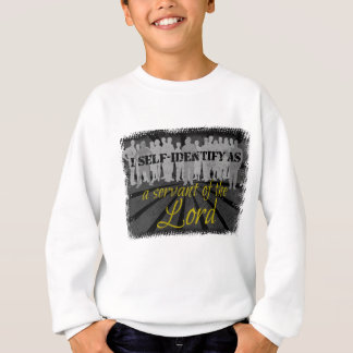 serve Christ Sweatshirt