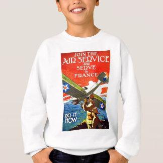 Serve In France Sweatshirt