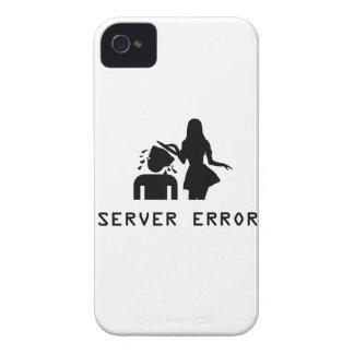 Server Error iPhone 4 Case-Mate Cases