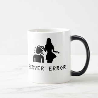 Server Error Magic Mug