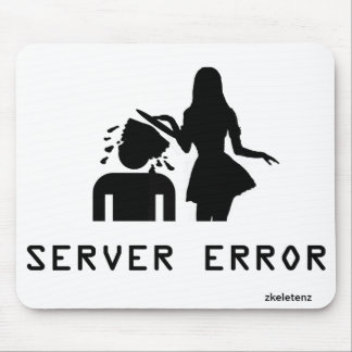 Server Error Mouse Pad