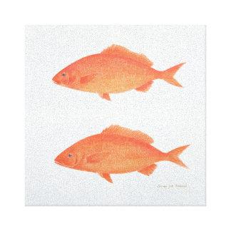 Serves Five Thousand 2005 Canvas Print