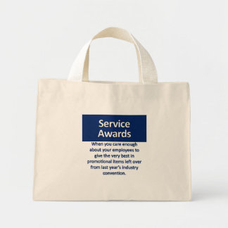 Service Awards Bag