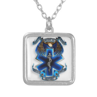 Service Before Self Necklace