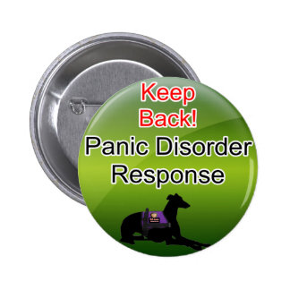 Service Dog Helpers Green Jelly Button