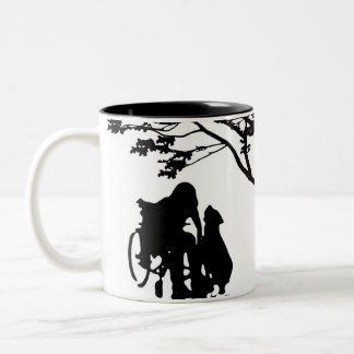 Service Dog Love Mug