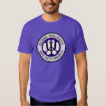 Service Dog - Some Wounds are not Visable - Dark T Tshirt