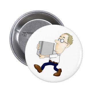 service IT computer Button