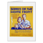 Service On The Homefront WPA