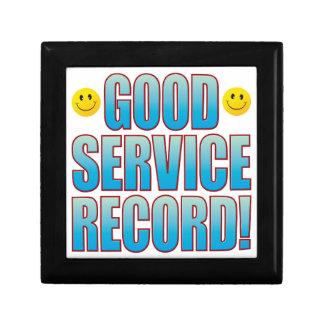 Service Record Life B Gift Box