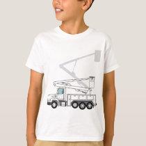 Service Truck T-Shirt