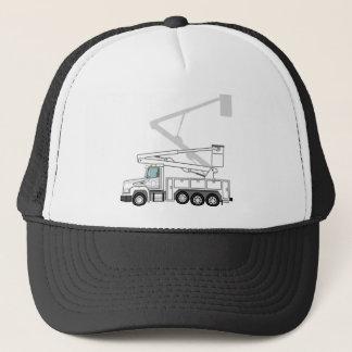 Service Truck Trucker Hat