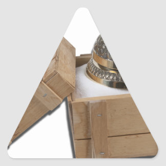 ServiceBellShippingCrate121512 copy.png Triangle Sticker