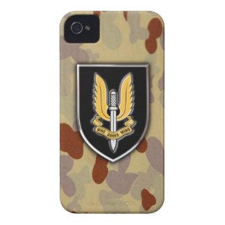 Servicio aéreo especial australiano iPhone 4 Case-Mate cobertura