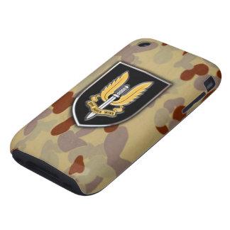 Servicio aéreo especial australiano tough iPhone 3 carcasas