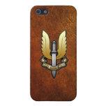 Servicio aéreo especial (SAS) iPhone 5 Cárcasa