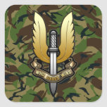 Servicio aéreo especial (SAS) Pegatina