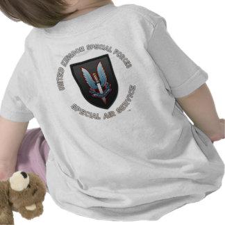Servicio aéreo especial SAS Camiseta