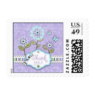 Servicio B del sello de las flores TY de la organz
