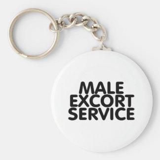 Servicio de acompañamiento masculino llaveros