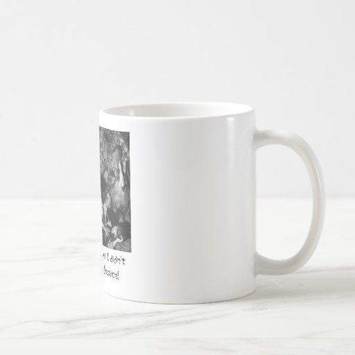 Servicio de habitación del ~ de la foto del ~ de taza clásica
