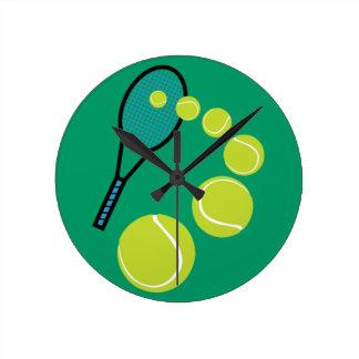 SERVICIO de la REBANADA de la FAN de tenis