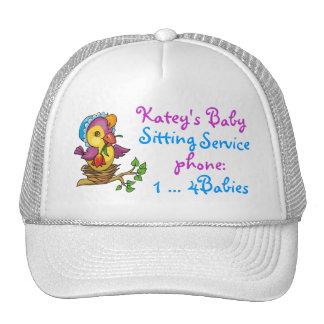 Servicio de la sentada de Katey Gorro De Camionero