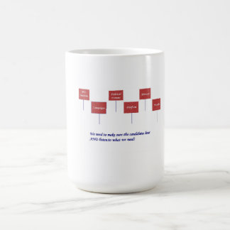 Servicio de mesa de S-2-V Tazas De Café