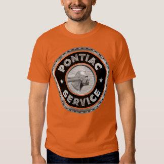 Servicio de Pontiac Remera