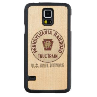 Servicio de TrucTrain del ferrocarril de Funda De Galaxy S5 Slim Arce