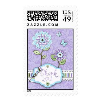 Servicio del sello de las flores TY de la organza
