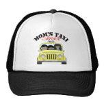 Servicio del taxi de la mamá gorras de camionero