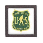 Servicio Forestal de Bigfoot los E.E.U.U.