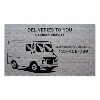 Servicio independiente de la entrega del mensajero tarjetas de visita