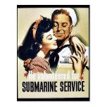 Servicio submarino postal