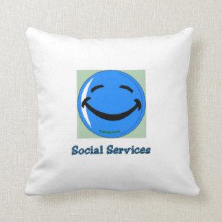 Servicios sociales del hospital del HF Almohada