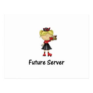 servidor futuro postal