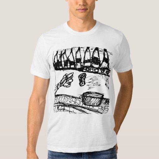 Servilleta Cronicles 1 camiseta Playera