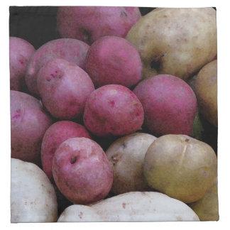 Servilleta de la patata