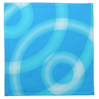 """Servilleta de los """"círculos azules"""""""