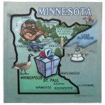 Servilleta de Minnesota