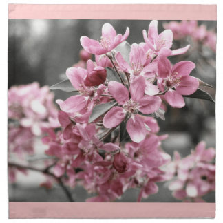 Servilleta de MoJo del americano de la flor de cer