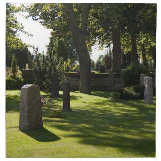 Servilleta del cementerio