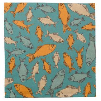 Servilleta del Goldfish