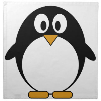 Servilleta del pingüino