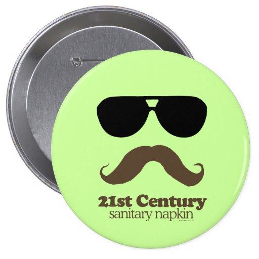 Servilleta del siglo XXI Pin
